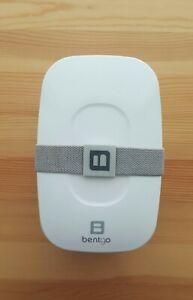 Bentgo Grey Stackable Bento Plastic Lunch Box