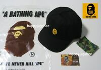 * A BATHING APE Men's Goods BAPE x PUBG Snap Back CAP with Card From Japan New