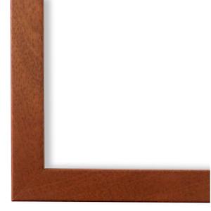 Bilderrahmen Ocker Braun Holz Neapel 2,0 - 10x15 13x18 15x20 18x24 20x20 20x30