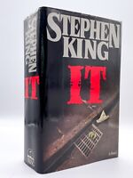 It - FIRST EDITION - 1st Printing - Stephen KING 1986 - The Stand - Night Shift