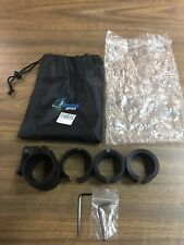 Be80401 Bering Optics Clip on Adaptor w/Fitting Rings for Night Probe