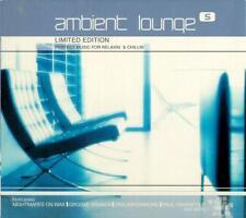 AMBIENT LOUNGE 5 = Schiller/Rivera/Lucia/Cupsurfer/4Hero...=2CD= DOWNTEMPO CHILL