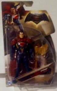 DC Comics Batman vs Superman: Epic Battle Superman 6 Inch Action Figure New MOSC