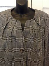 MARINA RINALDI suit jacket work office corporate casual 22 24 NWOT RP $1350