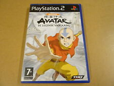PS2 GAME / AVATAR: DE LEGENDE VAN AANG (THE LEGEND OF) (PLAYSTATION 2)