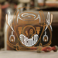 Aircooled engine pinstriping sticker decal beetle bus bug splitscreen copper