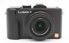 Panasonic Lumix DMC-LX5 10.1MP 3''Screen 3.8x Zoom Digital Camera