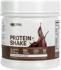 Optimum Nutrition (ON) Daily Health & Nutrition Protein Shake Chocolate 400 gm