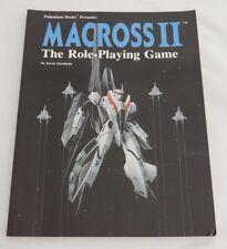 Macross II The Roleplaying Game Palladium Books