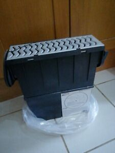 New Fernco Storm Drain Plus channel sump with galvanised grating (STDPSUMPGALV)