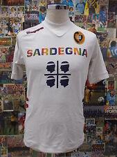 maglia calcio shirt maillot camiseta trikot CAGLIARI CONTI TG M PATCH