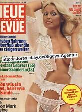 Neue Revue Nr. 19/1977 vom 2. Mai 1977, Rarität als Geburtstagsgeschenk, topp