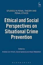 Ethical and Social Perspectives on Situational Crime Prevention-ExLibrary
