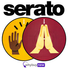 More details for serato emoji #1 pray / raised hands dj 12