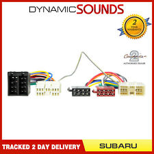 SOT-069 Parrot Bluetooth SOT ISO Wiring Lead Loom For Subaru