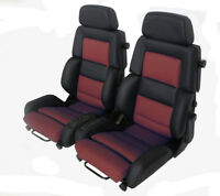 RECARO C CLASSIC seats cloth only cover eco leather- new