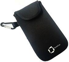 GENUINE INVENTCASE BLACK NEOPRENE POUCH CASE COVER BAG FOR ZTE GRAND X 4