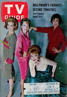 1964 TV Guide January 11 - Ripcord; Fugitive; 77 sunset Strip;Andy Griffith Show