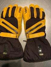 Volt WORK Mens Leather Heated Gloves Size Large