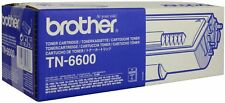 Original Brother Tóner TN-6600 Negro MFC-9800 FAX-8350P HL-1230 1240 Nuevo C