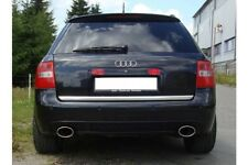FOX Sportauspuff Audi A6 S6 4B C5 Quattro 1.8-2,5TDI re li je 140x90 RohrØ63.