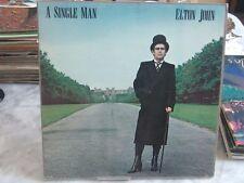 Elton John - A Single Man LP 33 giri Vinile  MCA 3065 cover a libro apribile