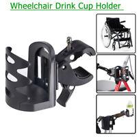 Wheelchair Drink Cup Holder fits Wheelchair Walker Rollator Bike Stroller