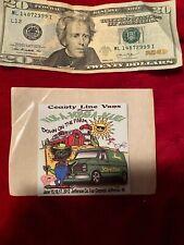 Vintage Van Dash Plaque Van Vanning Vanner Boogie Van