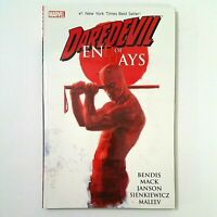 DAREDEVIL End of Days - David Mack & Brian Michael Bendis (TPB,2014) Marvel