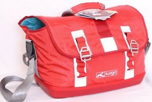 NEW Kurgo Red Padded Travel Airline Compliant Small Explorer Dog Pet Carrier