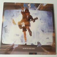 AC/DC - Blow Up Your Video   - Vinyl LP Original Europe Press EX/NM