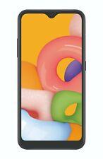 """Straight Talk Prepaid Samsung Galaxy A01 5.7"""" HD+ Infinity Display 13MP - New"""