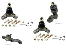 Toyota Tacoma RWD Set of Front Left & Right Upper & Lower Suspension Ball Joints