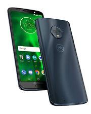 New Motorola Moto G6 Deep Indigo 32GB LTE 4G Android 8.0 Unlocked Sim Free