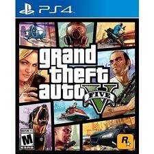 Grand Theft Auto V 5 PS4 Sony PlayStation 4
