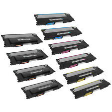 Comp For Samsung CLP-315 (CLP315) Set of 10 Laser Toner Cartridges