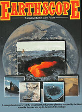 EARTHSCOPE A Scientific Study of Our Planet HB/DJ 1985 Chris Pellant Illustrate