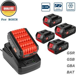 Akku für Bosch 18V Professional GBA GSR GSB BAT609 BAT620 BAT618 2607337070 5Ah