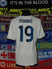 3/5 Real Madrid adults XL #19 Modrić football shirt jersey camiseta soccer