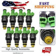 42lb Fuel Injectors Fit For GM LT1 LS1 LS6 Mustang SOHC DOHC V8 440cc EV1