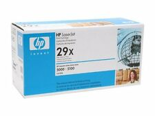 Genuine OEM HP 29X C4129X High Yield Black 10000 Page for 5000, 5000GN, 5000DN