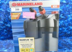 Marineland Magniflow 160 Canister Filter for aquariums up to 30 gallons