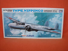 LS ® 161:300 Mitsubishi L3 M1 Type Nippongo Japanese Navy Transport Plane 1:72