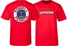Abbigliamento da uomo rosso Supreme