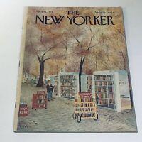 The New Yorker: Oct 18 1976 Charles E. Martin Cover full magazine
