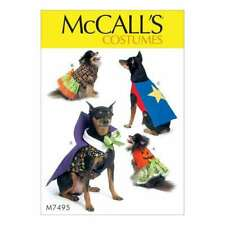 McCall's SEWING PATTERN -  Pet Costumes All Sizes - M7495-OSZ