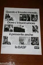 BG4=1972=BASF=PUBBLICITA'=ADVERTISING=WERBUNG=