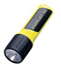 STREAMLIGHT 4AA LED Flashlight w/ White LEDs Alkaline Batteries 68202