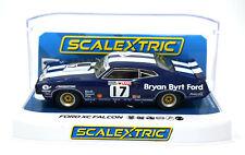 Scalextric C3923 Ford XC Falcon-Bathurst 1978: 1/32 ranura de coche