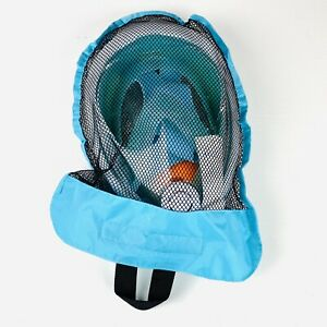 Tribord EasyBreath Full Face Anti-Fog Snorkeling Mask Diving Mask S/M